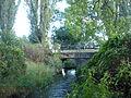 Gerhard-Hauptmann-Str., Brücke über die Mahlgera östlich des Ortes.JPG