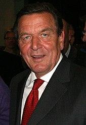 gerhard schrder 2009 - Gerhard Schrder Lebenslauf