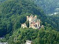 Germany - Bavaria - Neuschwanstein - Hohenschwangau Castle - panoramio.jpg