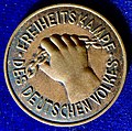 Germany 1929 Referendum Campaign Medal against the Young Plan, obverse.jpg