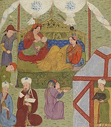 Buluqhan Khatun Mongol royal