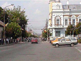 Gherla Municipality in Cluj, Romania