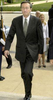 Gianfranco Fini, numero due del Popolo della Libertà