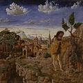 Giovanni Corente - Saint John the Baptist in a Landscape - Walters 371162.jpg
