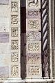 Giovanni di agostino (cerchia), portale laterale del duomo di grosseto 03.JPG