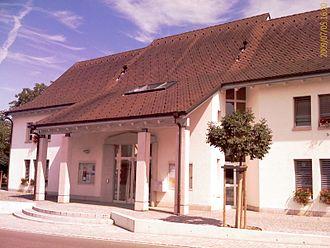 Gipf-Oberfrick - Municipal building of Gipf-Oberfrick