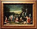 Giuseppe maria crespi, cupidi dormienti disarmati dalle ninfe, 1730 ca.jpg
