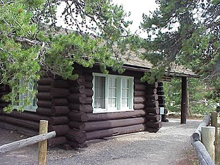 Glacier Basin Campground Ranger Station United States historic place