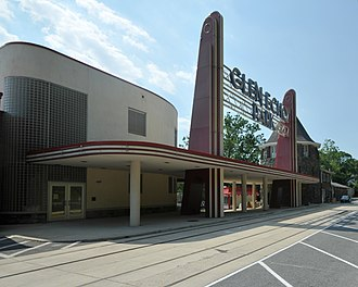 Glen Echo Park, Maryland - Park Entrance