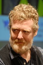 Photo of Glen Hansard in 2015.