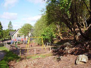 Glenborrodale - Glenborrodale school