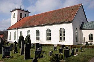 Glimåkra - Glimåkra Church