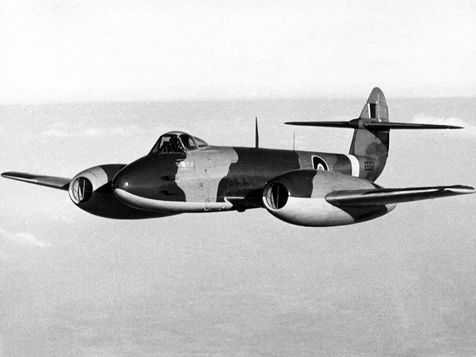 Gloster Meteor Mk III ExCC