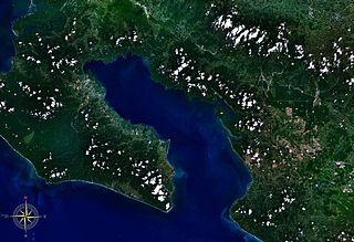 Golfo Dulce, Costa Rica bay