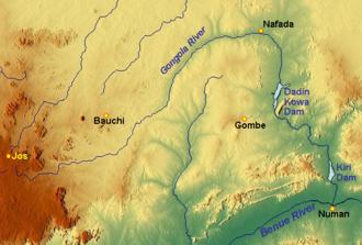 Gongola River - Gongola River
