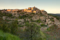Gordes lookout, Vaucluse, South East France.jpg