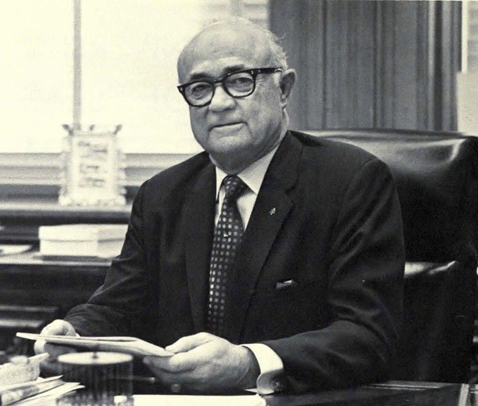 Governor Preston Smith