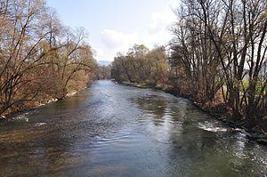 Gurk (river) - Gurk River near Grafenstein