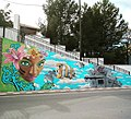 Graffiti de Badi Coloreando en Ventas de Huelma.jpg