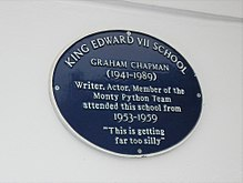 Graham Chapman - Wikipedia