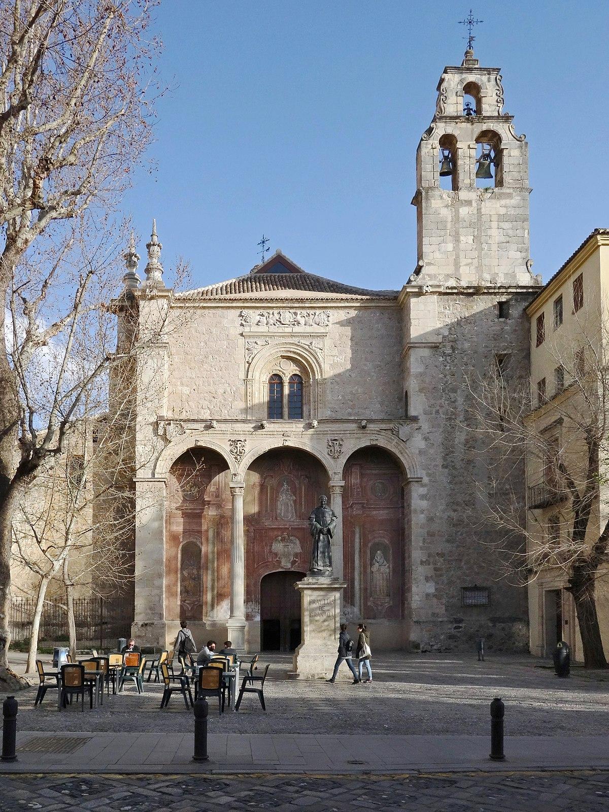 Resultado de imagen de iglesia de santo domingo granada