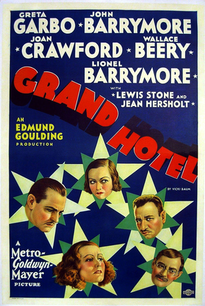 Description de l'image Grand Hotel poster.png.