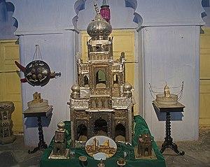 Garden Reach - Grave of Wajid Ali Shah at Sibtainbad Imambara, Metiabruz, Kolkata