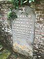 Gravestone of J Young, Fort Canning Green, Singapore - 20160410.jpg