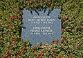 Gravestone on German military cemetery in Maleme. Crete, Greece.jpg