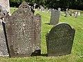 Gravestones, Halwill - geograph.org.uk - 488310.jpg
