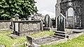 Graveyard at St. Munchin's Church, Limerick (14214942567).jpg