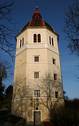 Graz Schlossberg Glockenturm 20061216