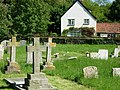 Great Livermere Churchyard - geograph.org.uk - 181008.jpg