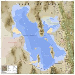 Great Salt Lake - Wikipedia