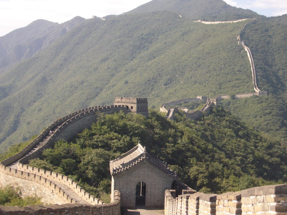 Great wall of china-mutianyu 3