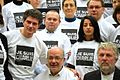 Greens-EFA MEPs pay tribute to the 17 victims of the Paris attacks 02.jpg
