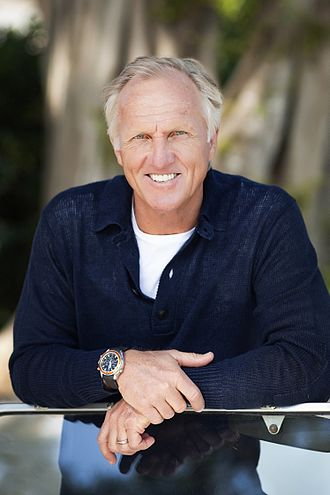 Greg Norman - Image: Greg Norman 2014