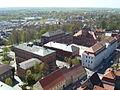 Greifswald Alter-Campus-Rubenowstraße vom-Turm-des-Doms-St.-Nikolai-aus-gesehen April-2009 SL272504.JPG
