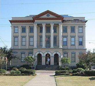 Jefferson Parish, Louisiana - Image: Gretna Courthouse Nov 231