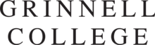 Grinnell College wordmark.png