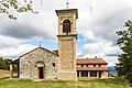 Grizzana Morandi - frazione Campolo - santuario della Beata Vergine della Consolazione di Montovolo - vista.jpg