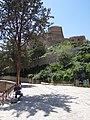 Guard outside Falak-ol-Aflak Castle - Khorramabad - Western Iran (7423620614).jpg