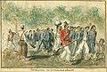 Guerra Triple Alianza, Conducción de prisioneros aliados, J.I Garmendia.jpg