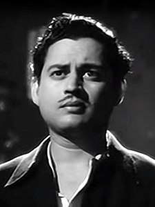 Guru Dutt dans Mr and Mrs 55 (1955).jpg