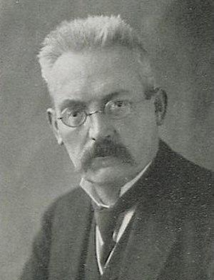 Gustav Schönleber - Gustav Schönleber (1914)