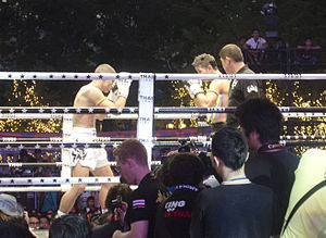 Sudsakorn Sor Klinmee - Against Gustavo Mendes at THAI FIGHT 2012 final