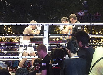 Sudsakorn Sor Klinmee - Against Gustavo Mendes at THAI FIGHT 2012 final