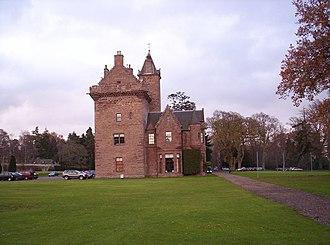 Guthrie Castle - Guthrie Castle