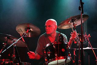 Guy Evans English musician
