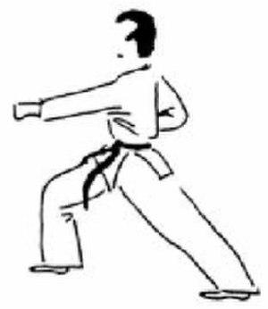Tsuki - Gyaku-tsuki